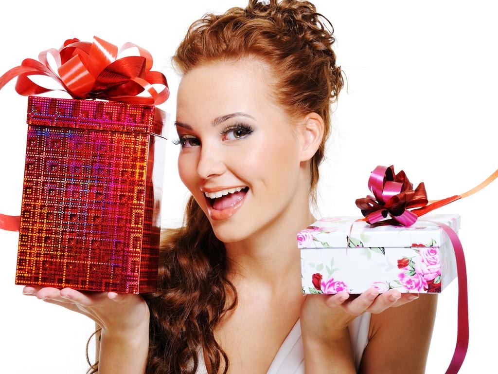 Как девушка найдет подарок 215