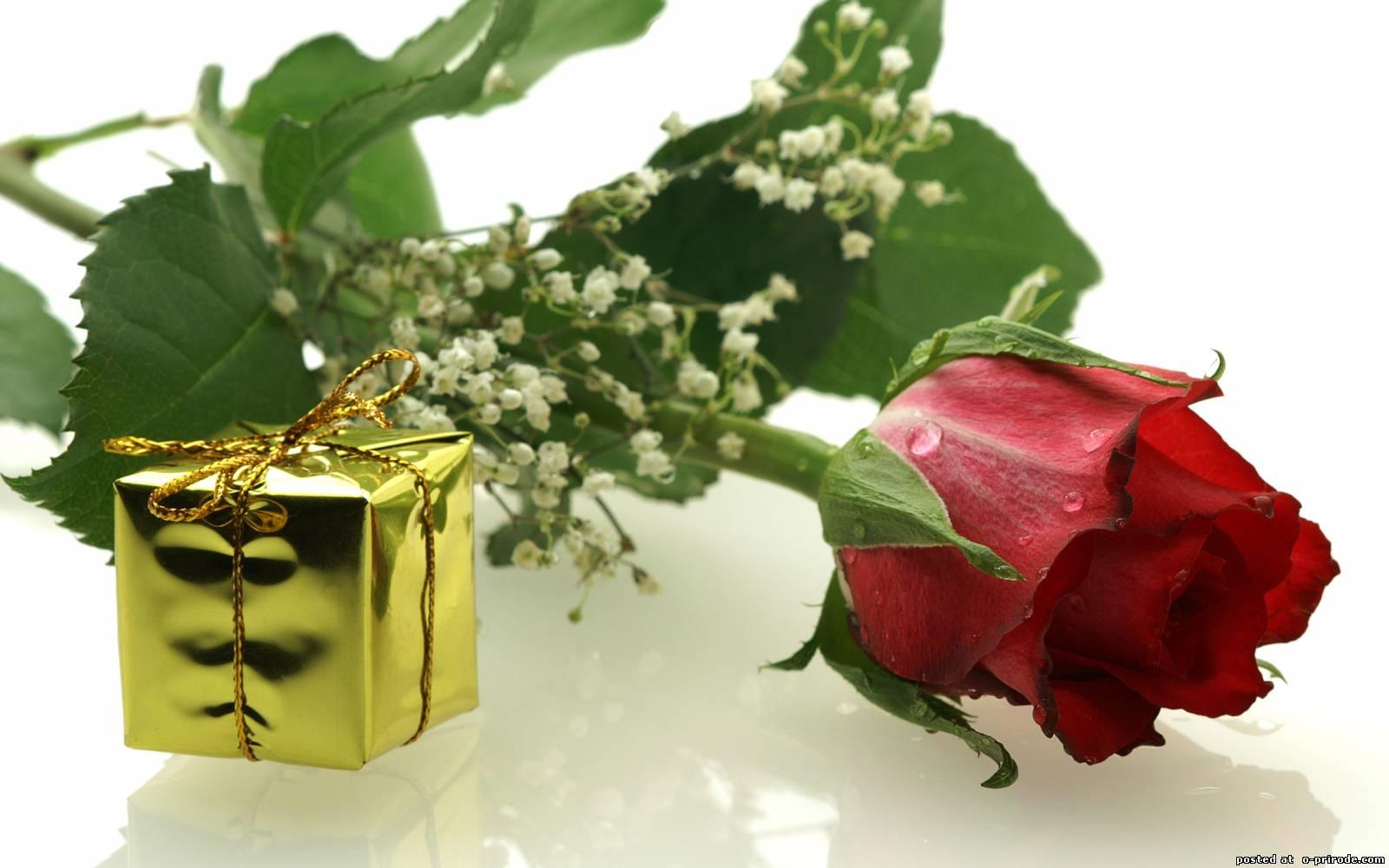 Красивый подарок женщине