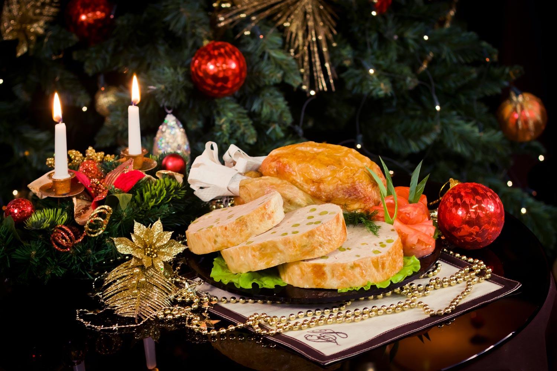Горячие блюда к новому году 2017
