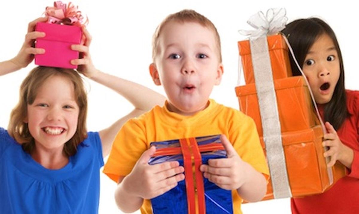 Лучший подарок ребенку 58