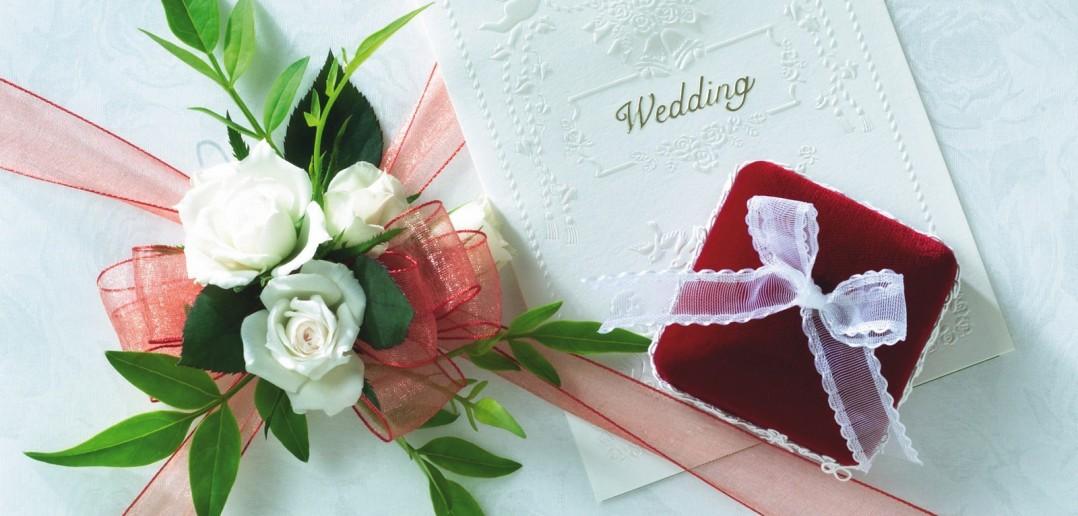 Подарок жене на свадьбу