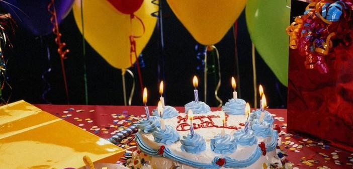 Сценарий дня рождения мужчины домашний
