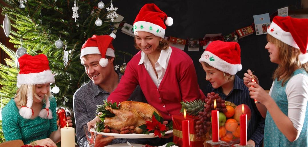Новый год и рождество в 1 праздник