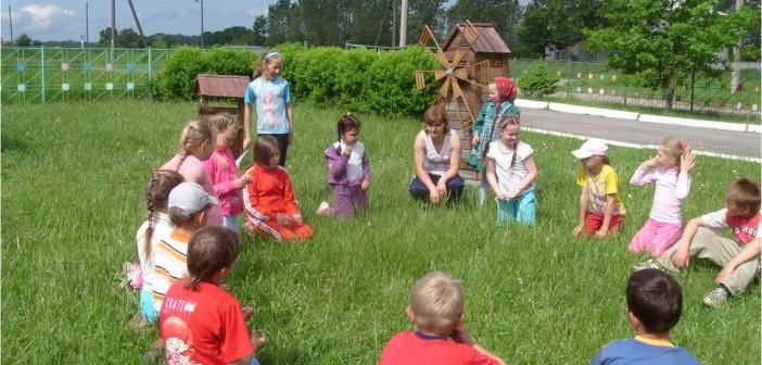 Закрытие лагеря в школьном лагере сценарий