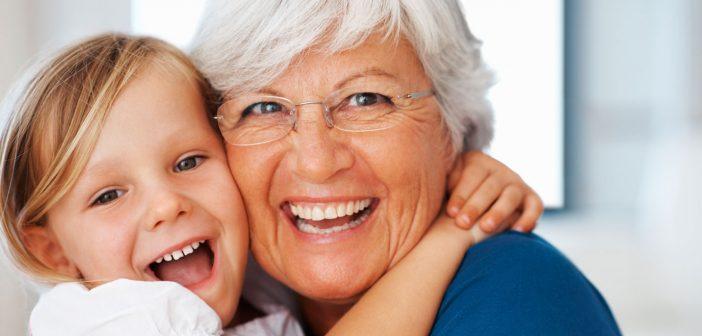 Что дарят бабушки на крестины внучки