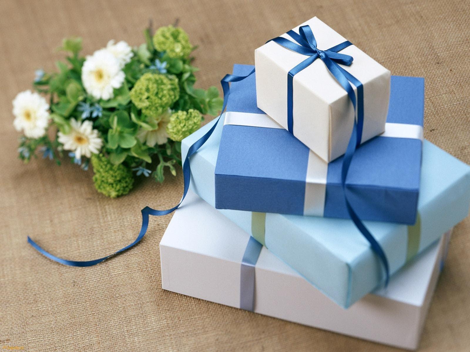 Картинки подарков на день рождения