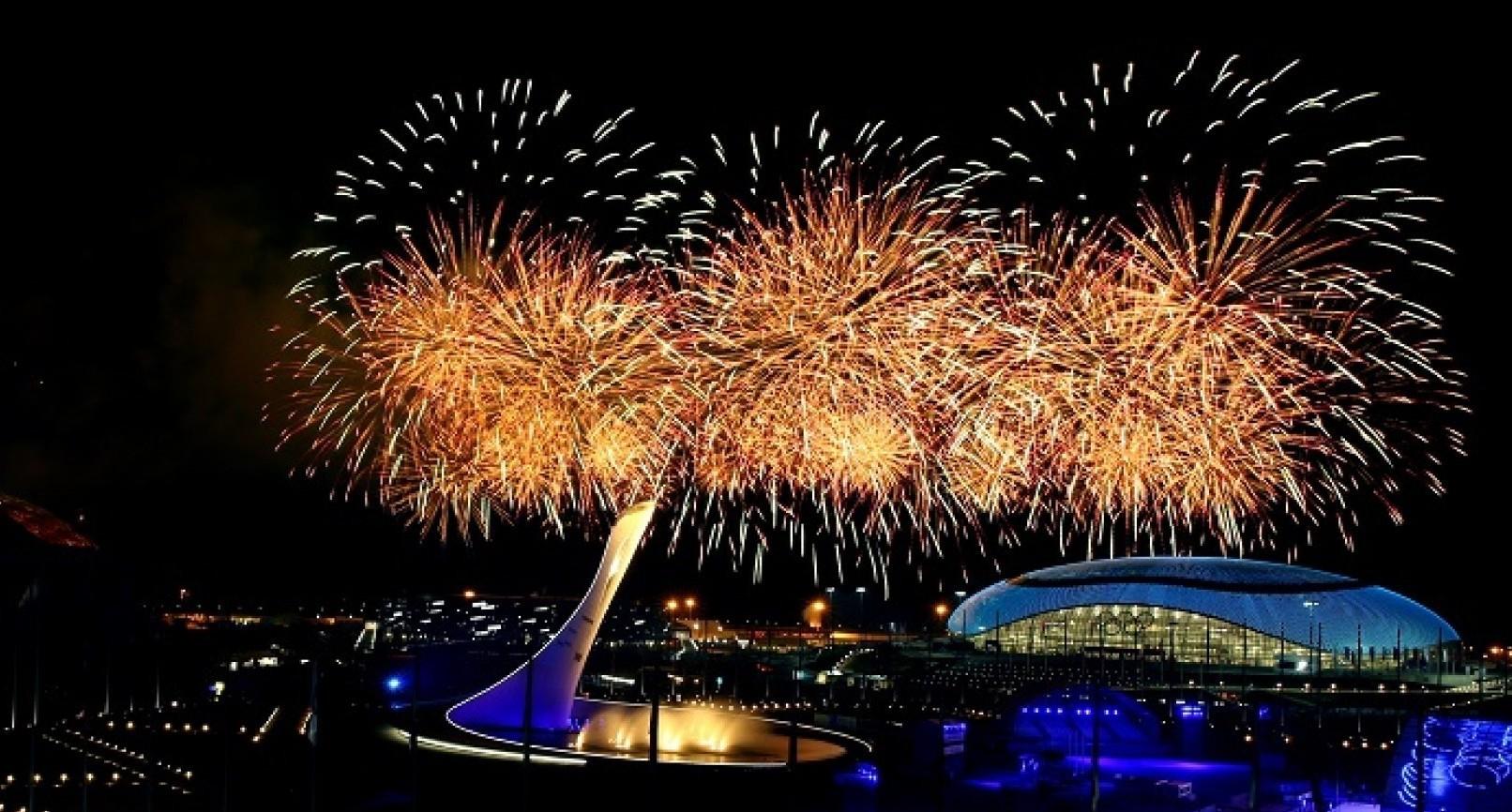 Встретить Новый год 2017 в Сочи