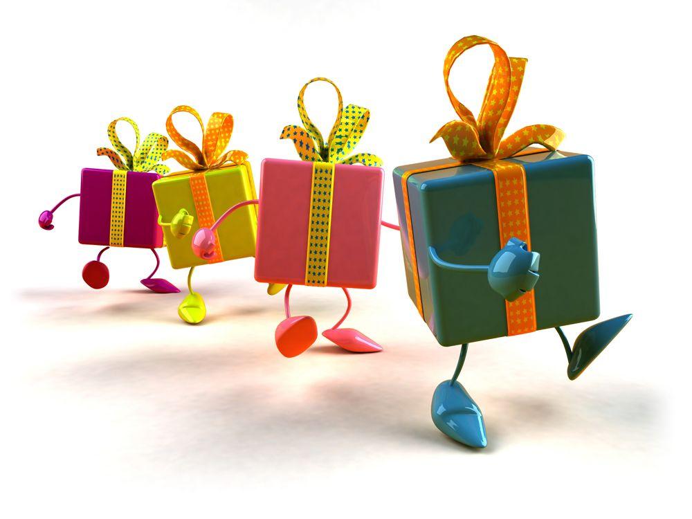 Подарки своими руками на день рождения для