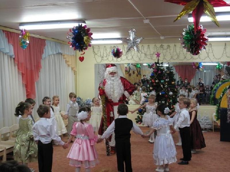 Проведения праздника нового года в школе