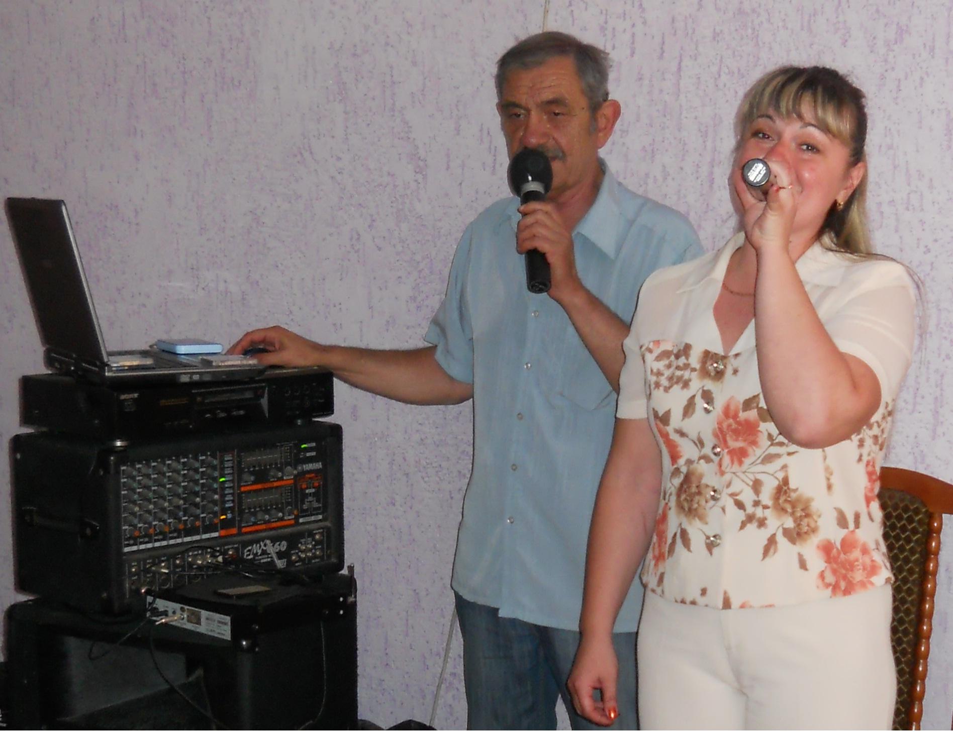 сценарий творческого вечера певца