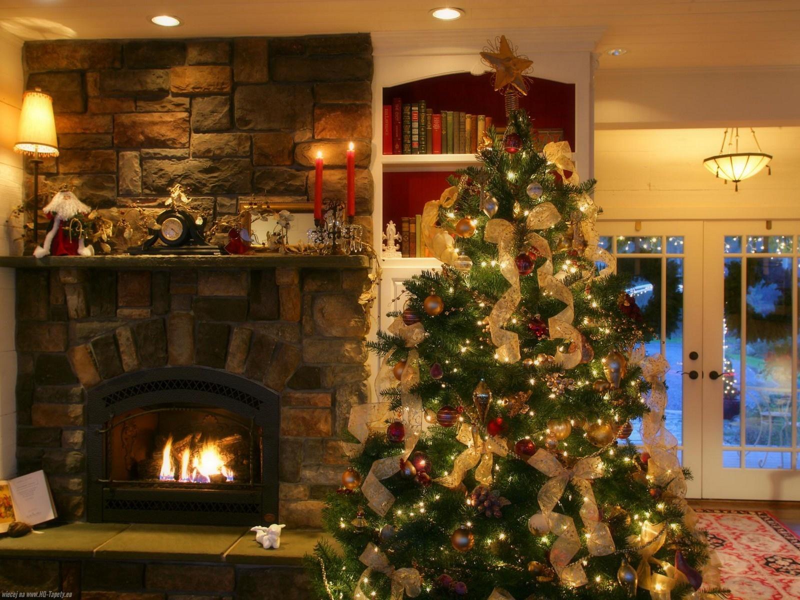 Как украсить дом на новой год