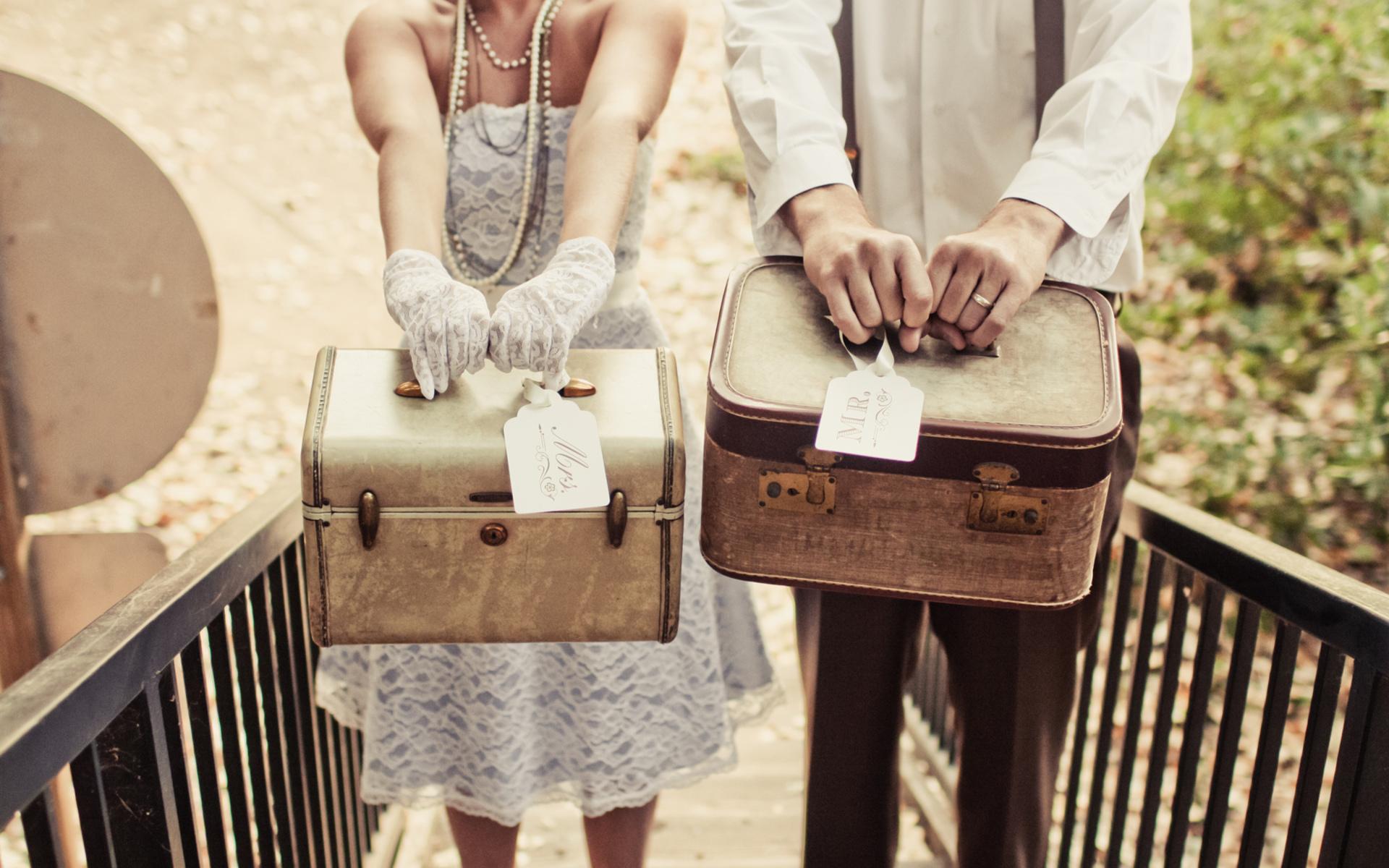 знакомство с родней на свадьбу