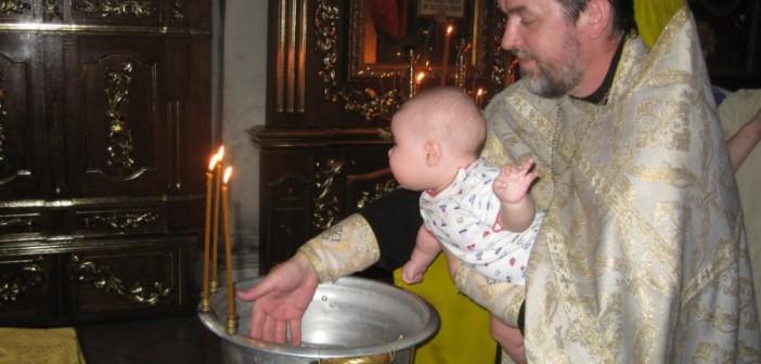 Что дарят крестным родителям на крестины