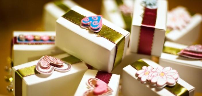 Идеи подарков гостям на юбилее