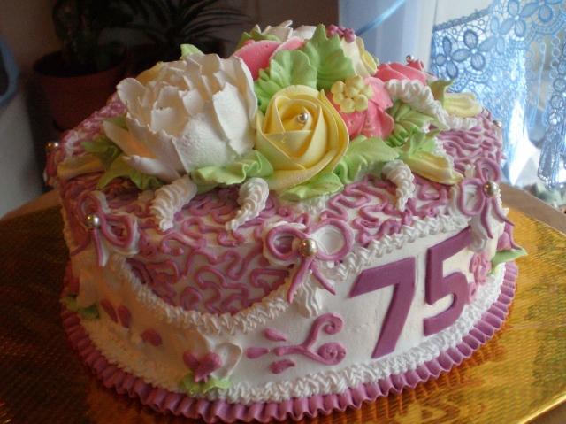 Подарок к юбилею женщине 75 лет г пушкино московской области купить цветы