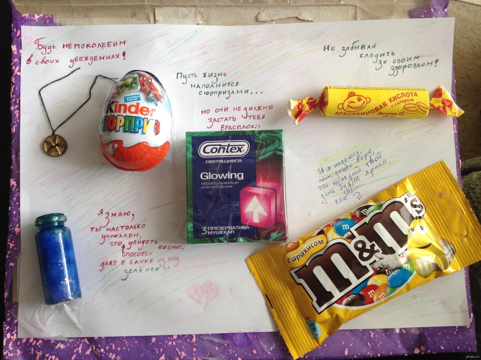 Подарки на 18 лет девушке от подруги