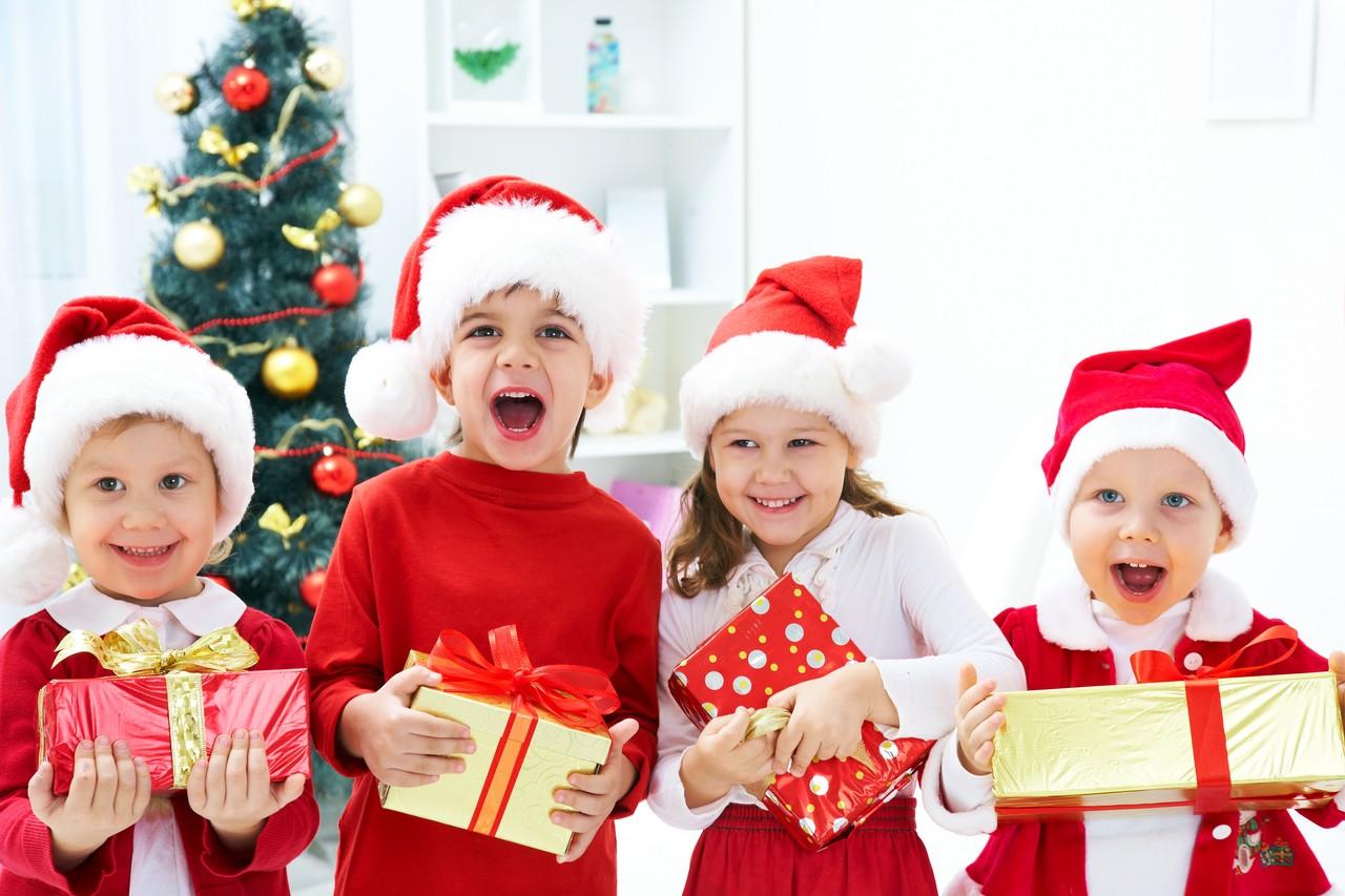 Конкурсы для детей 4-5 лет на новый год