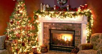 Новогодние идеи украшения дома своими руками