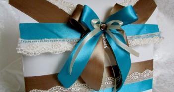 Подарок к бирюзовой свадьбе