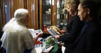 Подарок на 90-летие женщине