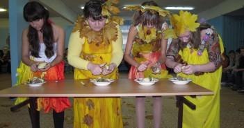 Сценарий осеннего бала 2015 для старшеклассников