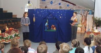 Сценарий вертепа для дошкольников