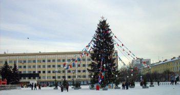 Где встретить новый год 2018  в Йошкар-Оле
