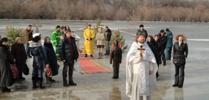 Как праздновать Крещение?
