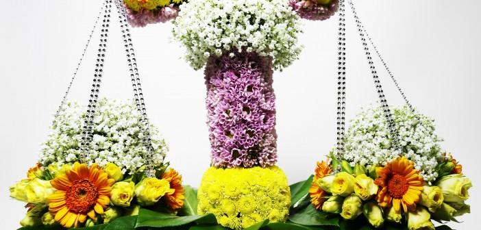 Какие цветы у весов