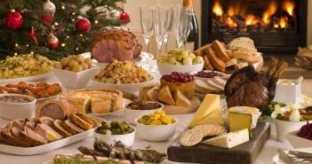 Что должно быть на столе на новый год 2016