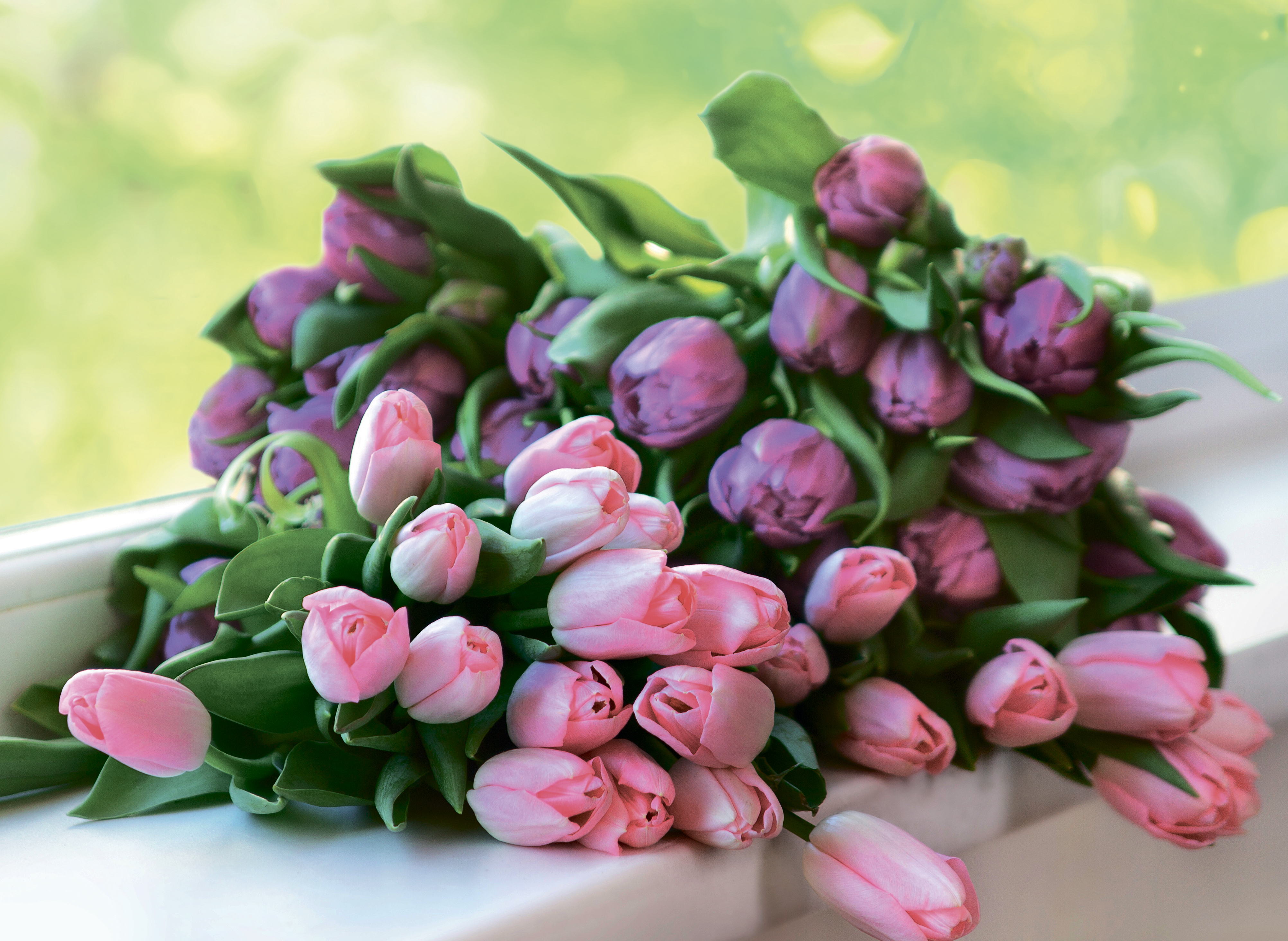 Какие цветы подарить женщине на 55-лет