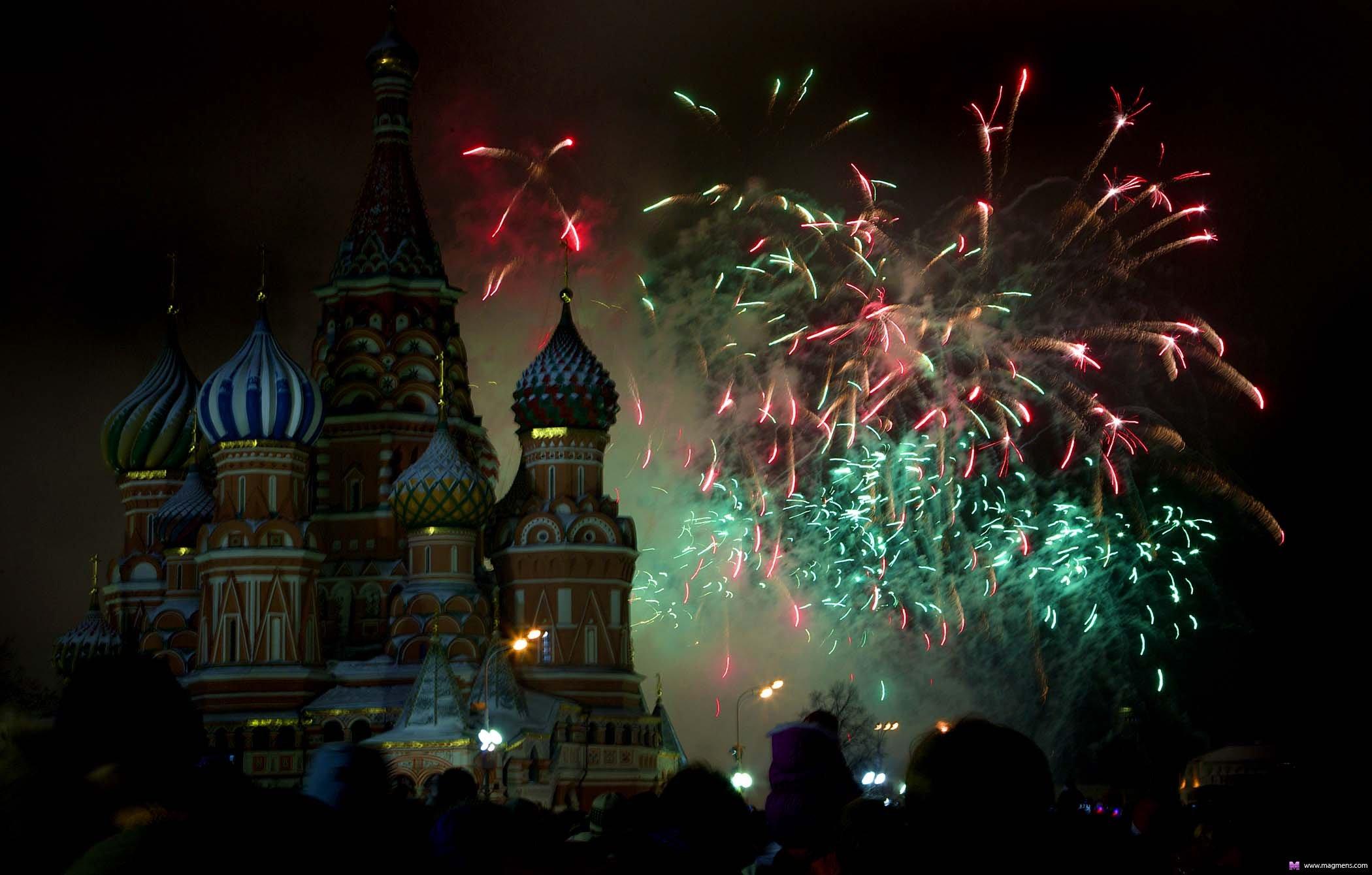новый год фото 2016 москва