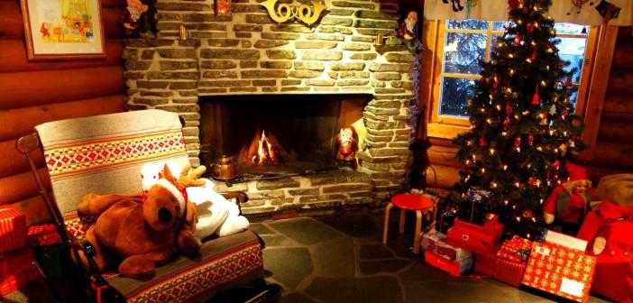 Как украсить дом на Новый год 2016