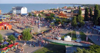 Отдых на Азовском море 2015 частный сектор