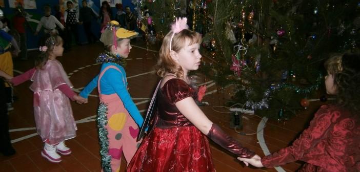 Сценарий новогоднего праздника в начальной школе