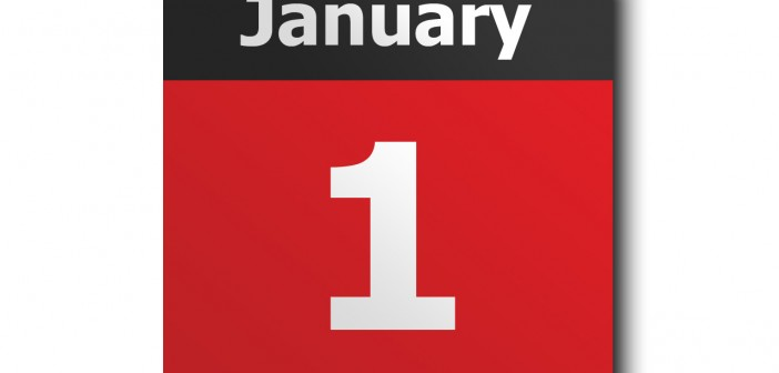 1 января - какие праздники сегодня, именины, события истории, дни рождения