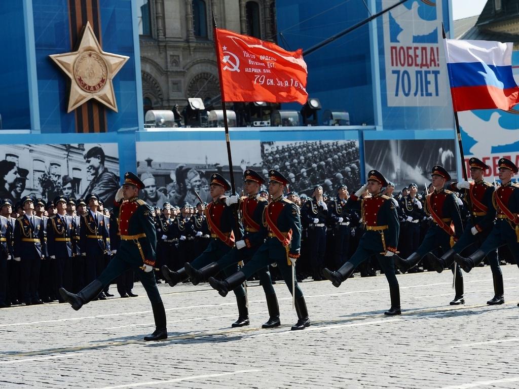 Парад победы в 2018 году