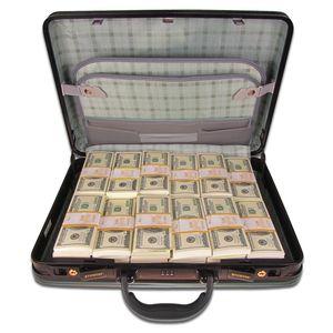 Миллион долларов в кейсе, фото