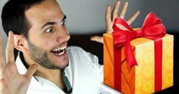 Подарок мужчине, фото