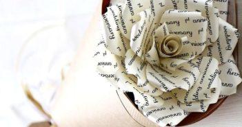 Подарок к бумажной свадьбе, фото