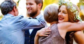 Поздравление от родителей молодоженов, фото