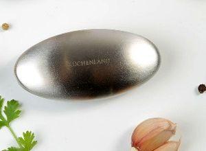 Стальное мыло, которое убирает запахи, фото