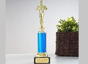 Статуэтка Оскар, фото