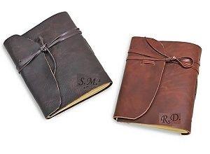 Записная книжка с гравировкой, фото