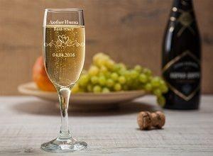 Бокал для шампанского, фото