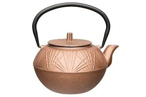 Чайник заварочный чугунный