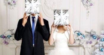 Недорогой свадебный подарок, фото