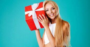 Подарок девушке на 18 лет, фото