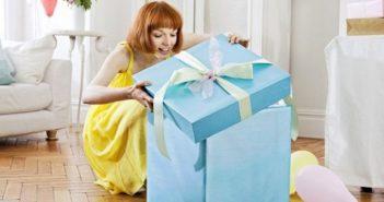 Подарок девушки на 20 лет, фото