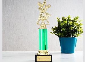 Подарочная статуэтка, фото